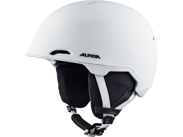 Alpina Maroi Casco de esquí, pure-white matt
